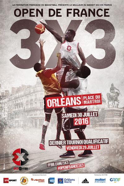 orléans basket 3x3