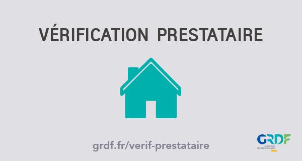 Vidéo de présentation de la vérification prestataire