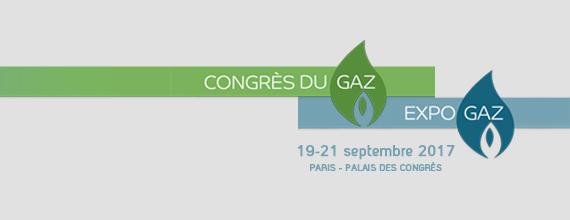 congrès gaz 2017