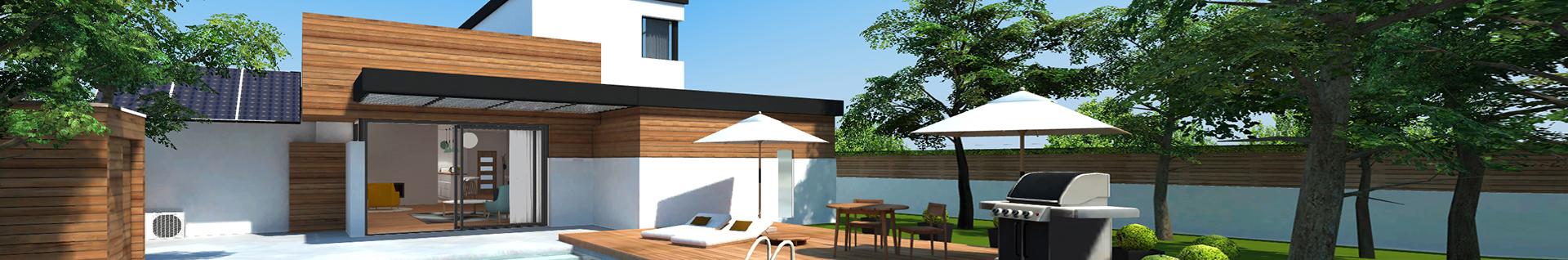 Liens vers la page sur la visite 3D de la maison GRDF