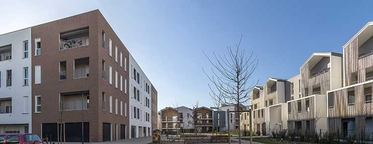 Transformation Bureau en Logement - Chantier Toulouse Carré d'Arduenna