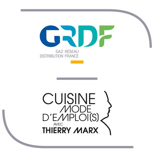GrDF partenaire de Cuisine mode d'emploi(s)
