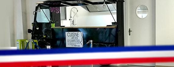 Ouverture d'une nouvelle école Cuisine Mode d'Emploi(s) à Clichy