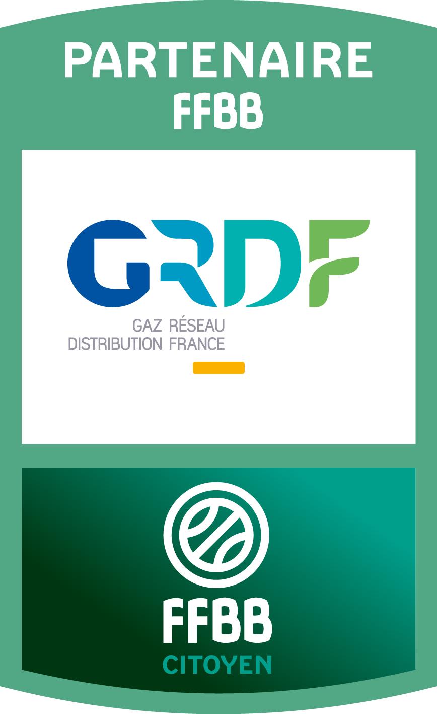 GrDF partenaire de la FFBB
