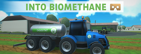 Appli Biomethane GRDF
