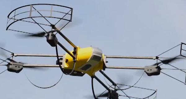 Voir la vidéo drone