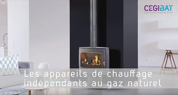 Appareils de chauffage indépendants - GRDF