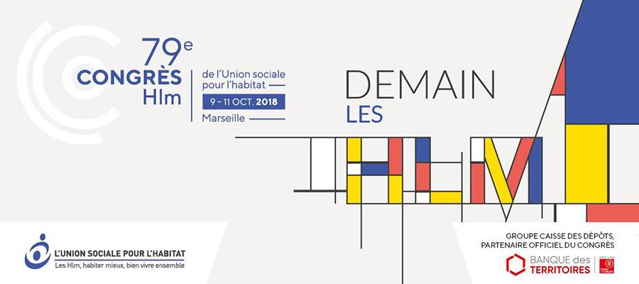 79ème congrès HLM – Salon H'Expo 2018