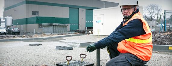 Site injection biométhane quimper
